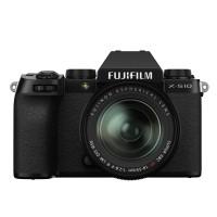 FUJIFILM X-S10 Black + XF18-55mm Kit