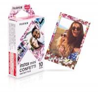 Fujifilm Instax Mini Confetti WW1 Sofortbildfilm