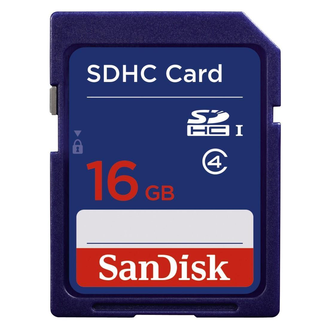 SanDisc SanDisk EDGE 16GB SD Speicherkarte