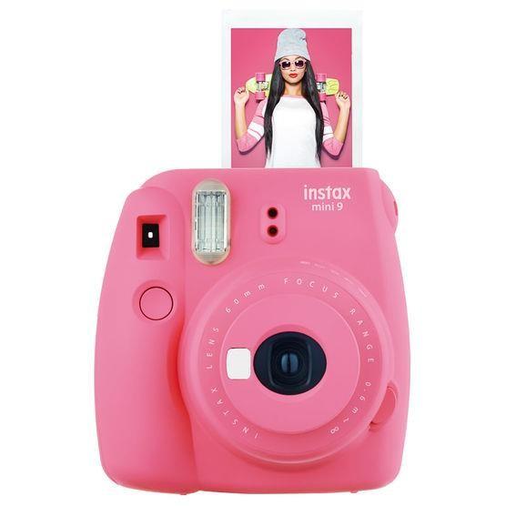 Fujifilm Instax mini 9 flamingorosa