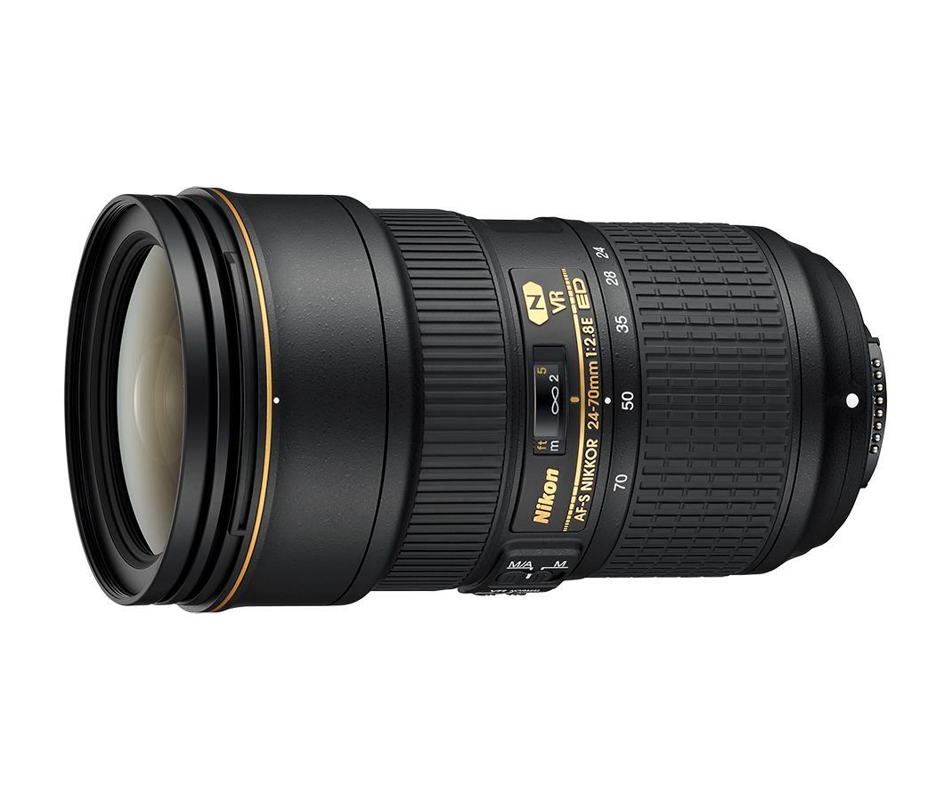 Nikon AF-S 24-70/2,8E ED VR Nikkor