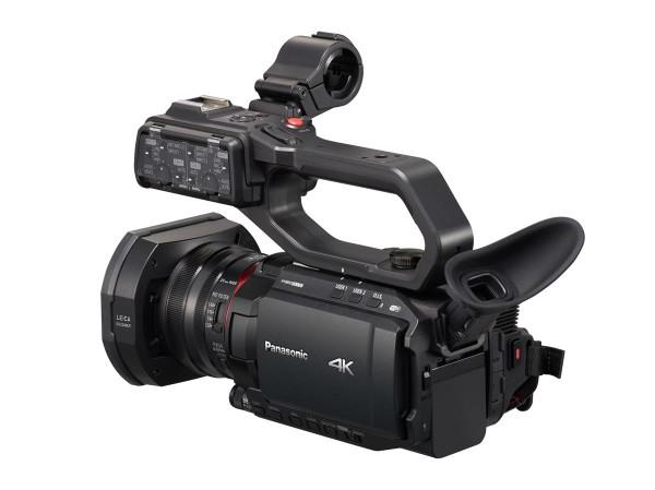 Panasonic AG-CX10 schwarz 4K Camcorder