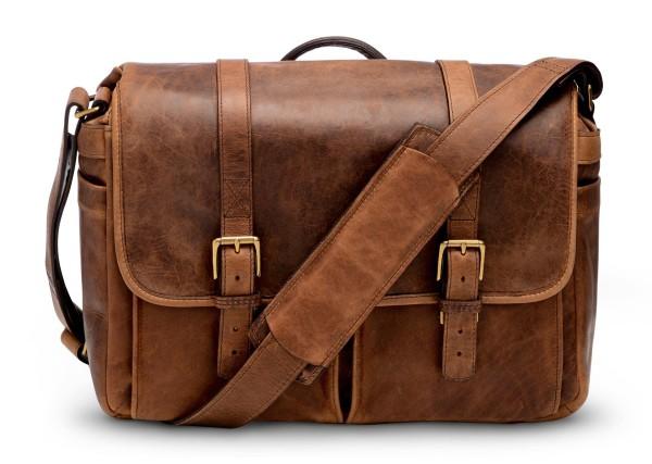ONA Bag, Brixton for Leica, Leder, antique cognac