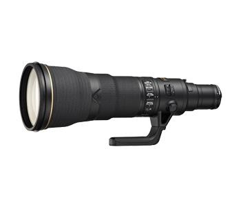 AF-S 800/5,6E FL ED VR Nikkor + TC800