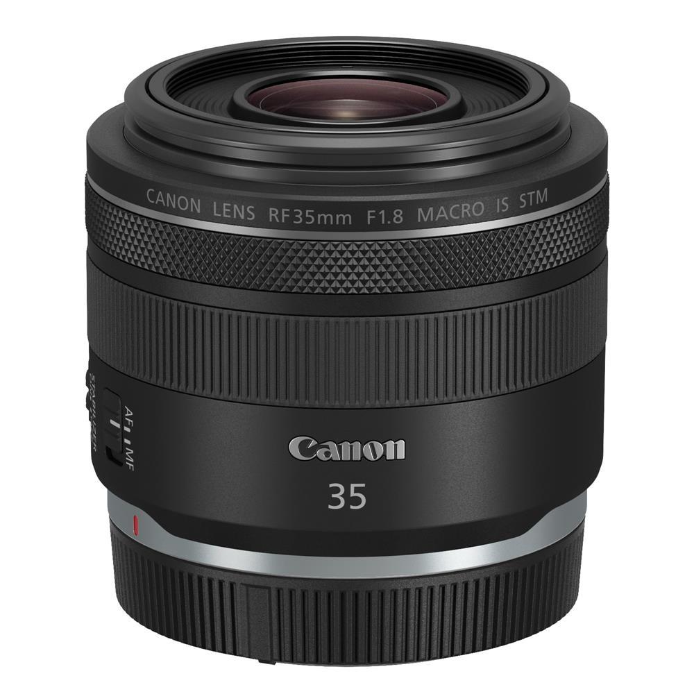 Canon RF 35 mm 1:1.8 Macro IS STM