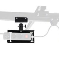 Walimex Steckdosen-Halter für Deckenschienensystem