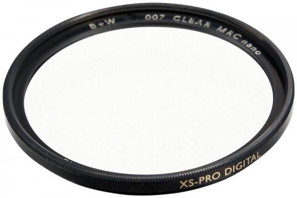 Clear-Filter (007) 62 mm MRC nano XS-Pro Digital