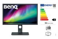 """BenQ SW321C 81,28 cm (32"""") grau IPS 4K Fotografenmonitor mit Lichtschutzblende"""