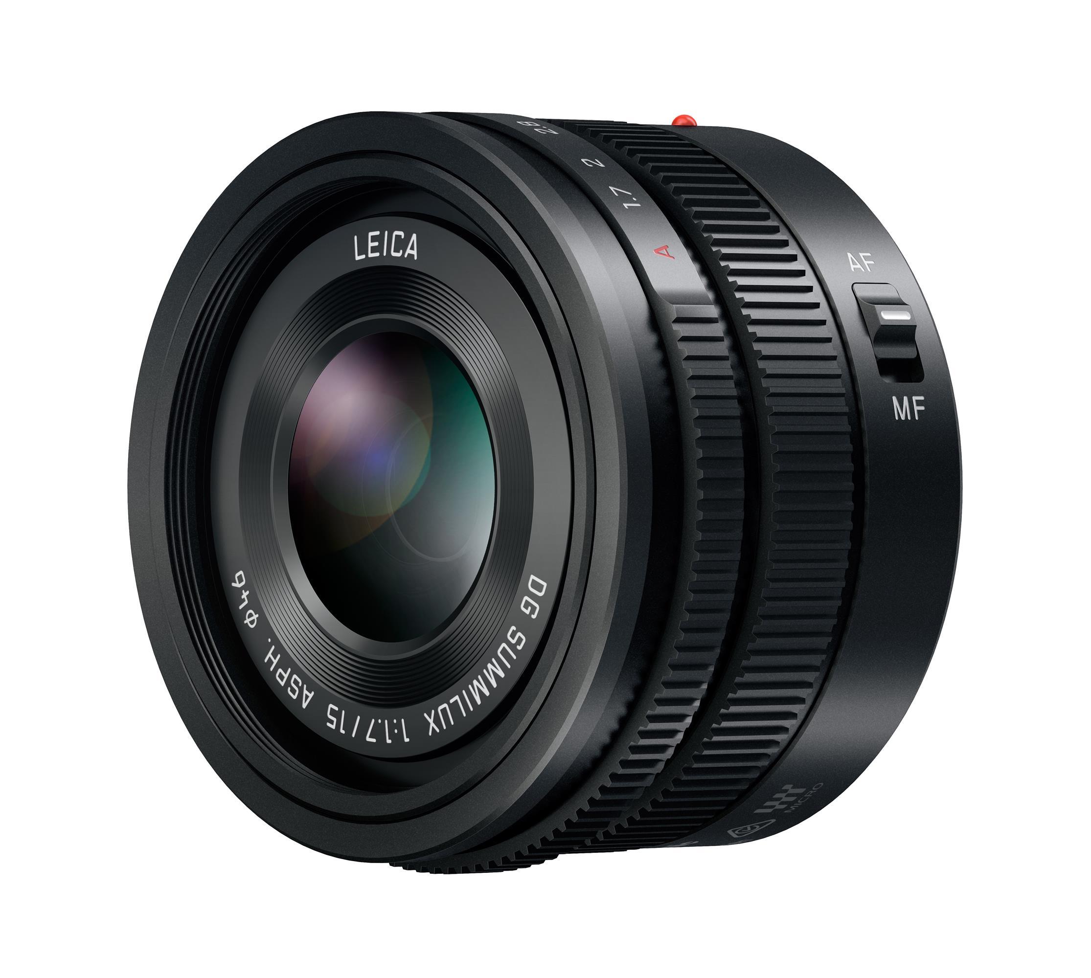 Panasonic LEICA DG 15mm F1.7