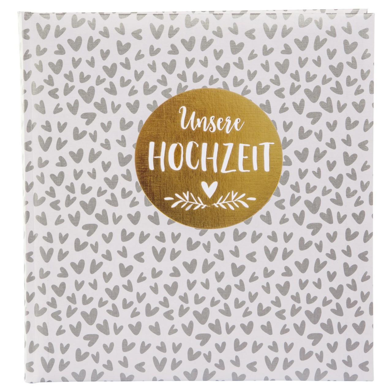 Goldbuch Hochzeitsalbum 1000 Hearts Hochzeitsalbum 08 153