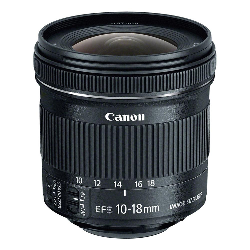 Canon EF-S 10-18 mm 1:4,5-5,6 IS STM