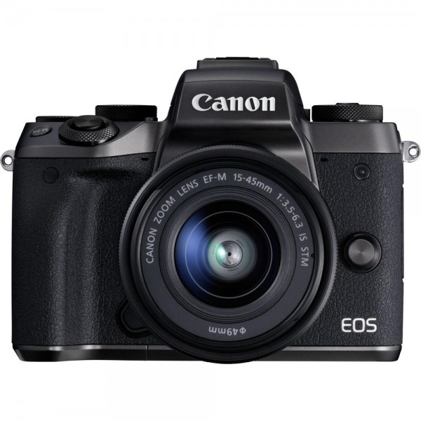 Canon EOS M5+EF-M 3,5-6,3/15-45 mm IS STM Kit