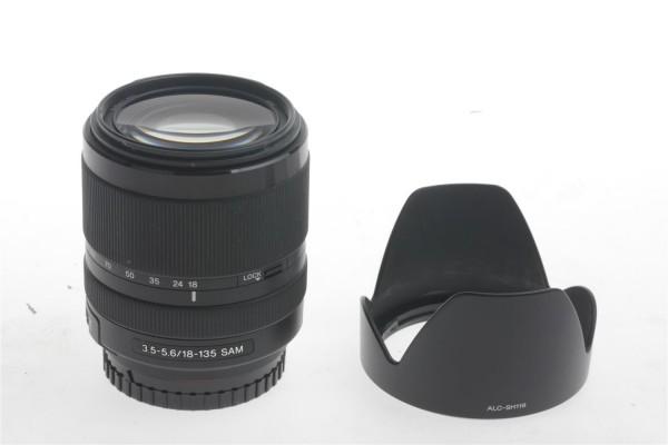DT 3.5-5.6/18-135 SAM  Sony