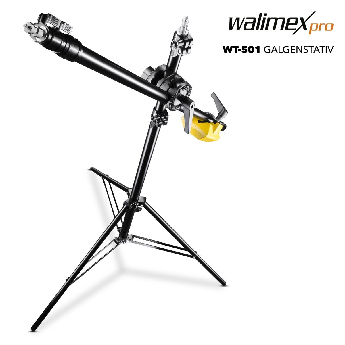 Walimex pro Galgenstativ WT-501 100-410cm 3-5kg