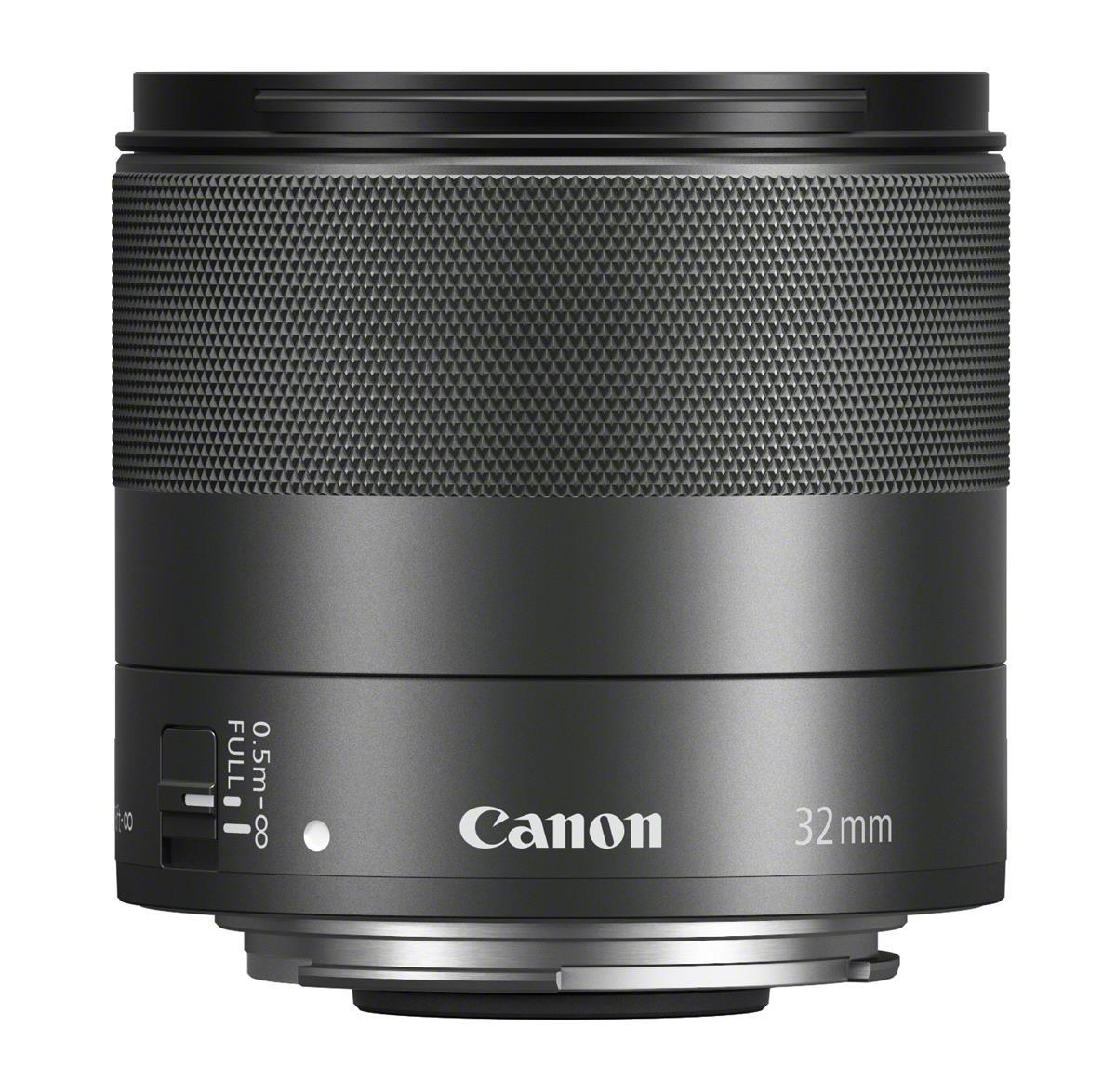 Canon EF-M 32 mm 1:1,4 STM