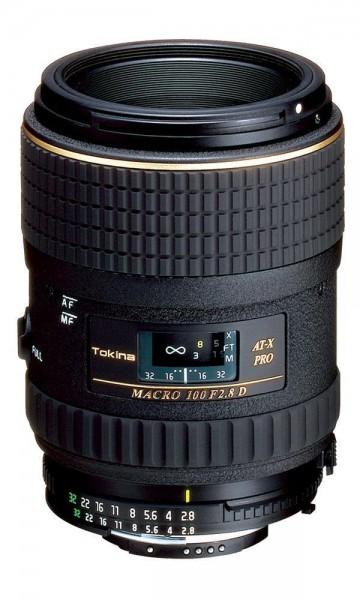 AT-X M100/2.8 Pro D Nikon