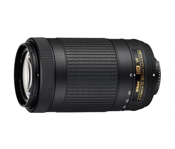AF-P DX 70-300/4,5-6,3G ED VR Nikkor