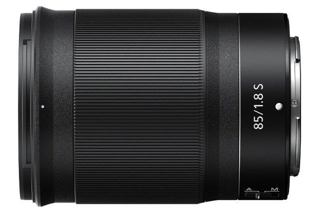 Nikon NIKKOR Z 85 mm f / 1.8 S -