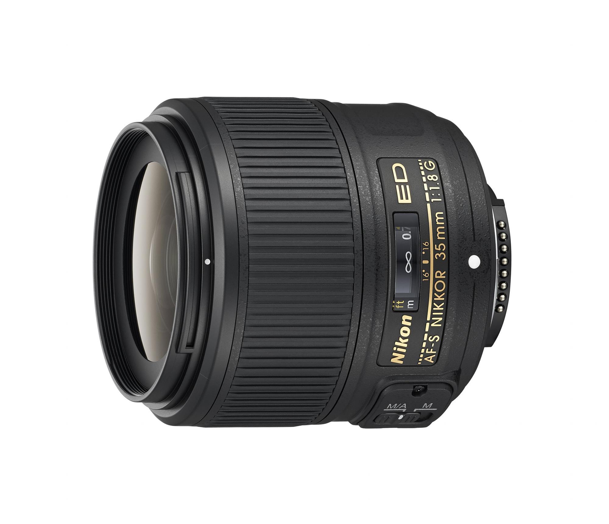 Nikon AF-S 35/1,8G ED Nikkor