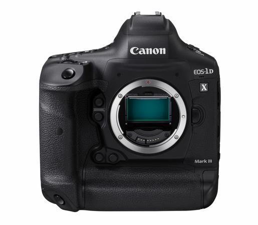 Canon EOS 1D X Mark III Body+CFe 64 GB +Reader, Kamera mit Karte+Lesegerät