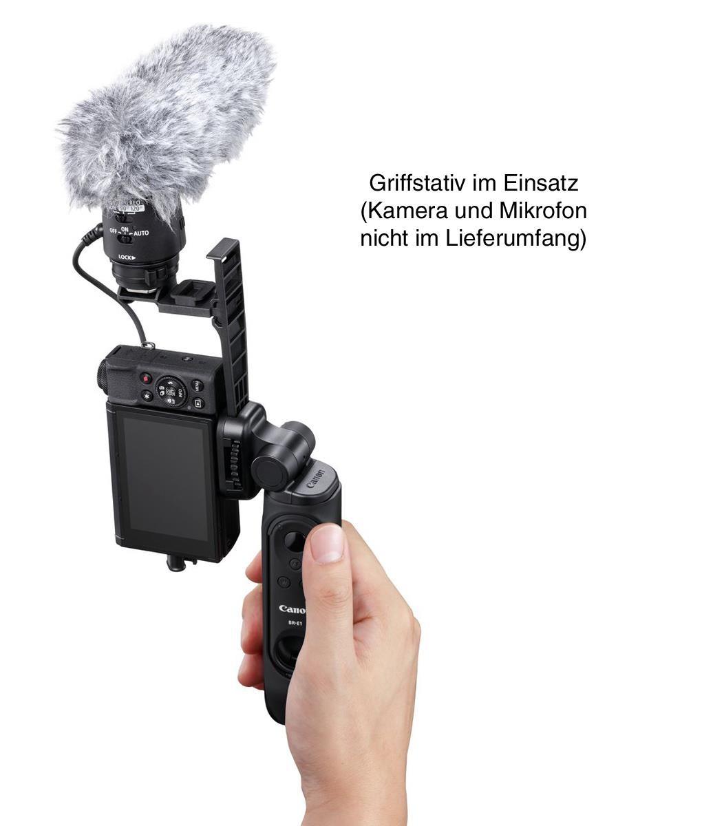 Canon HG-100TBR Griffstativ inkl. BR-E1 Fernbedienung 108164