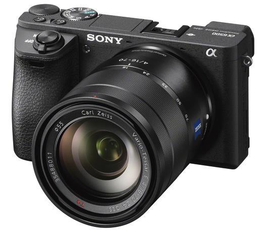 Sony Alpha ILCE-6500+4,0/16-70mm ZA OSS Vario Tess