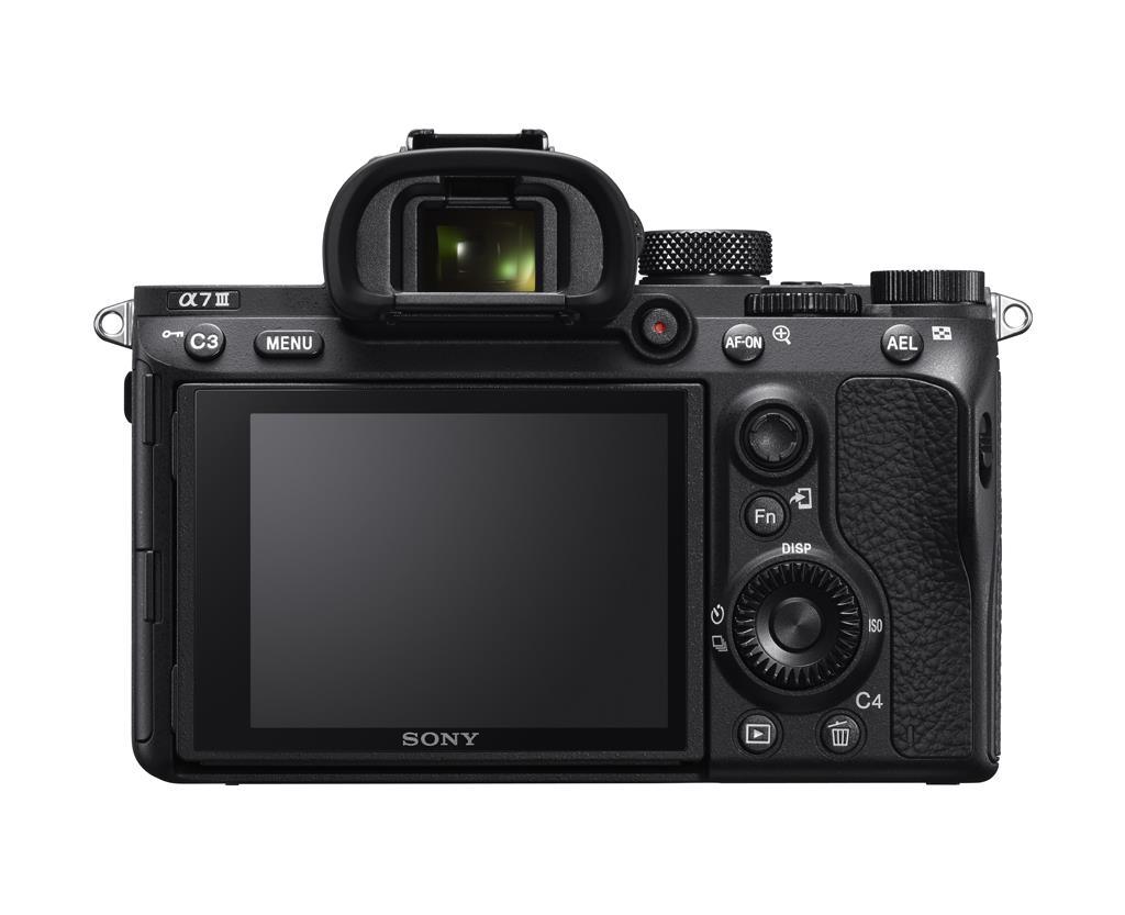 Sony A7 Mark III Gehäuse (ILCE7M3B)