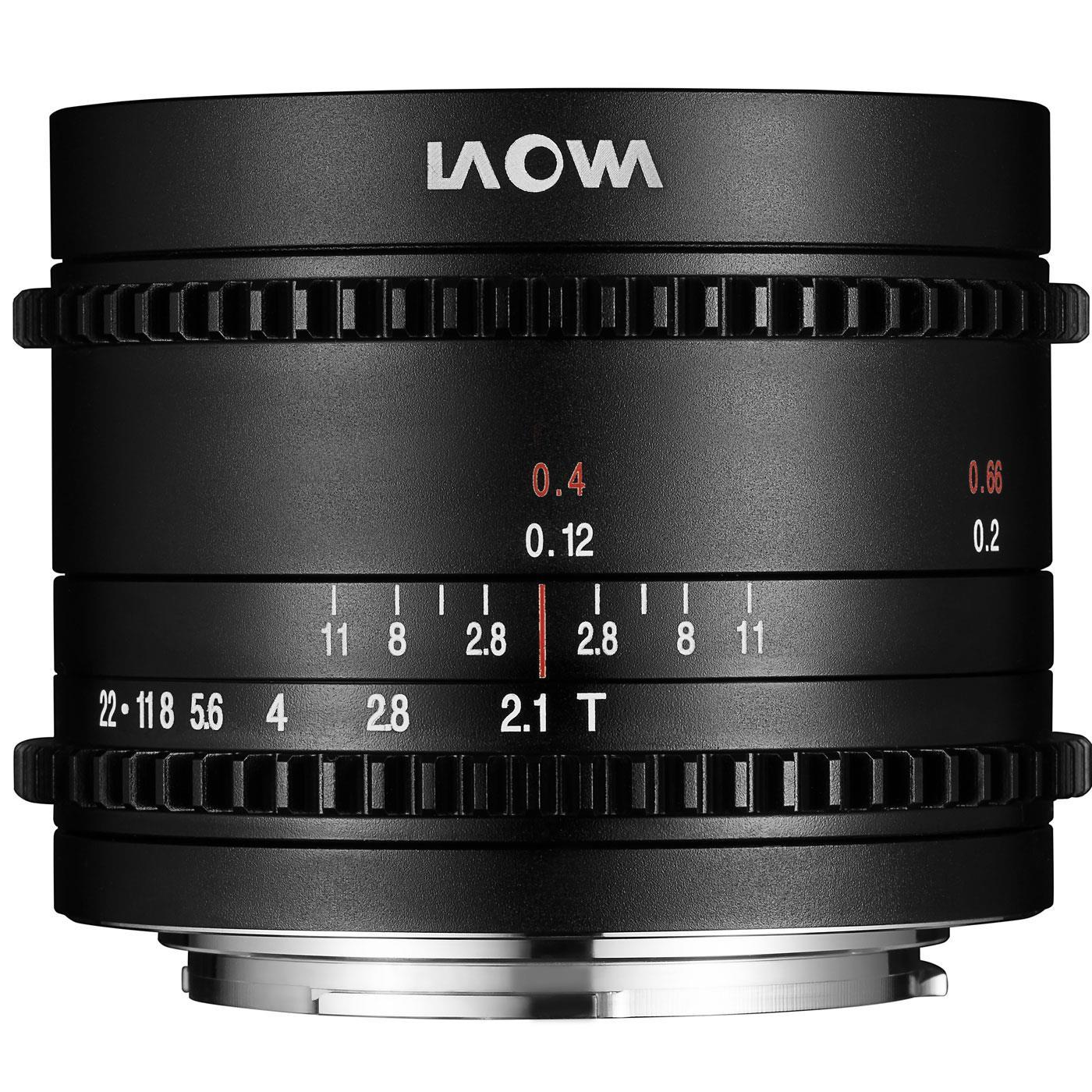 Laowa 7,5mm T2.1 Cine für MFT