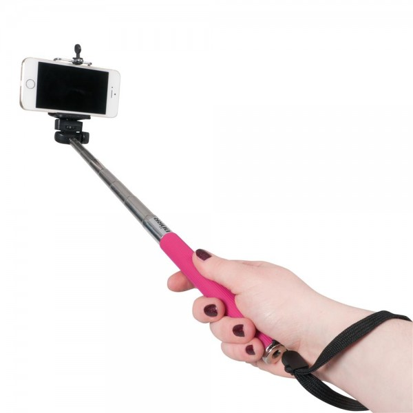 DÖRR Selfie Handstativ SF-108 mit Smartphone Halt