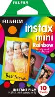 Fujifilm Instax Mini Rainbow Sofortbildfilm