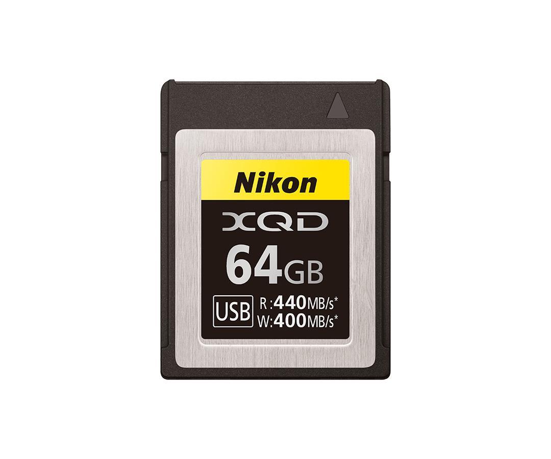 Nikon XQD 64GB