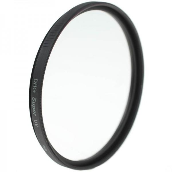 Marumi DHG Super UV L390 MC UV-Filter mit Mehrschichtvergütung 77 mm - dient auch als Schutzfilter