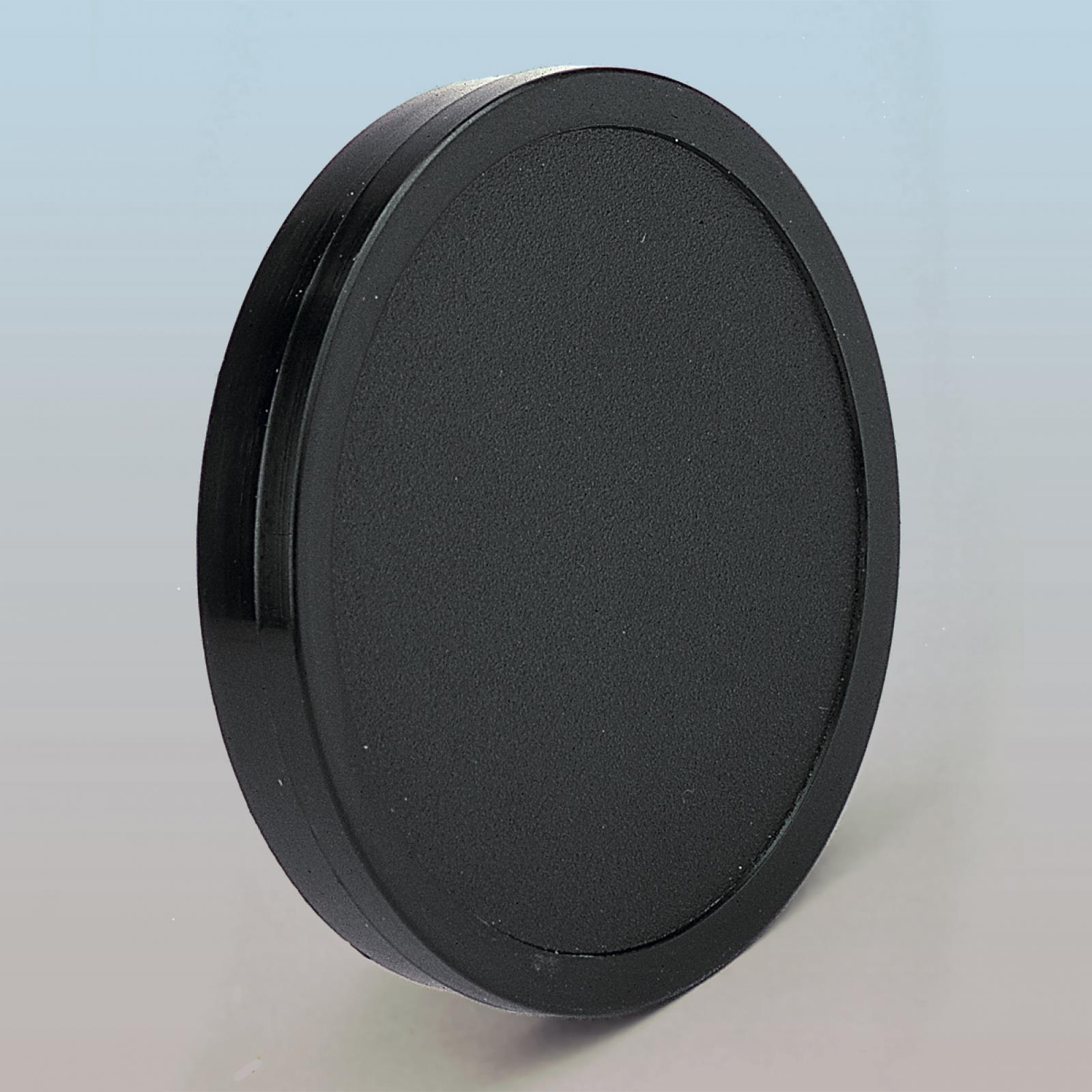 Kaiser Fototechnik Objektiv-Aufsteckdeckel für 65 mm Außendurchmesser