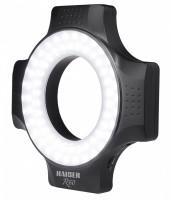 LED-Ringleuchte R60, dimmbar, für 4x Mignon (AA)