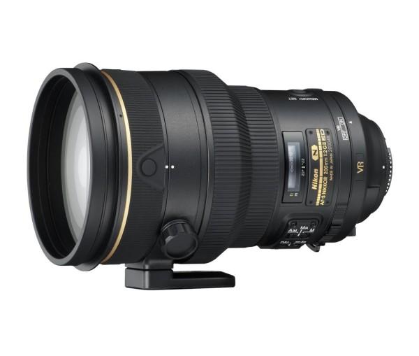AF-S 200/2G ED VR II Nikkor